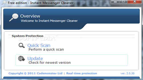 Instant-Messenger-Cleaner-Free